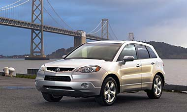 Acura RDX Parts Accessories - Acura accessories rdx