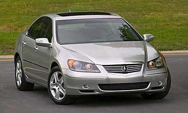 Acura RL Parts Used - Used acura rl