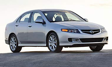 Acura TSX Parts Used - Acura tsx aftermarket parts